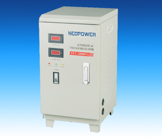 Servo Controlled Voltage Stabilizer(TNS series)