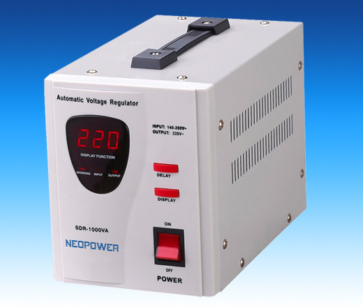 Electronic Voltage Regulator Tvr Series Manufacturer