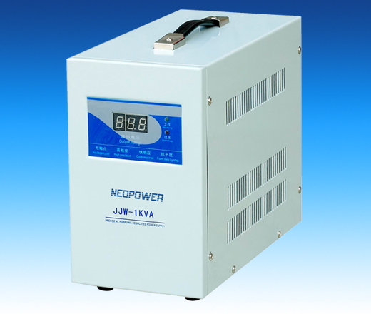 Single Phase Voltage Stabilizer JJW precision purified