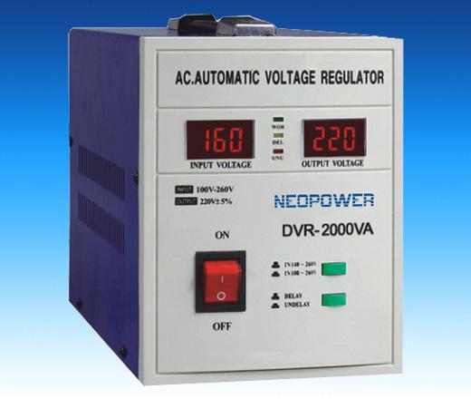 3kva Automatic Voltage Regulators For Home Manufacturer
