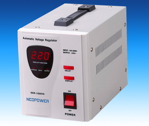 5KVA Relay type Voltage Stabilizer for home