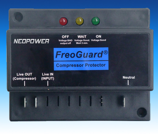Automatic Voltage Switcher FreoGuard 16A