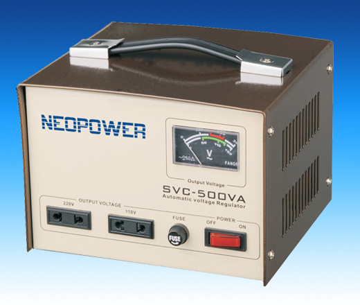 Alternative Stavol Voltage Stabilizer