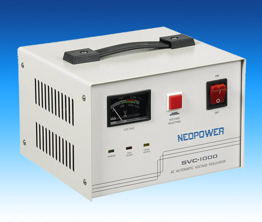 1000VA Automatic Voltage Stabilizers for home