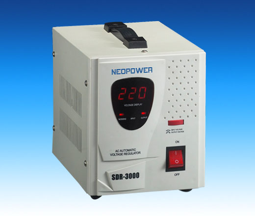 3KVA Voltage Stabilizers for AC